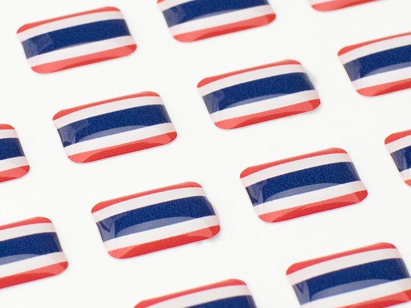 国旗シリーズ ④タイ